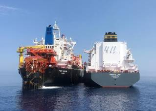 OLT reaches 100 cargoes received at FSRU Toscana