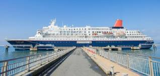 Renovated Nippon Maru Makes Long-awaited Resumption of Service