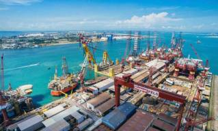 Keppel O&M strengthens foothold in renewable energy sector with completion of offshore substations for Ørsted