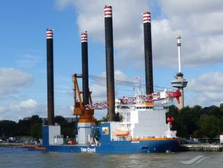 Ailes Marines selects Van Oord for the foundation transport and installation works at Saint-Brieuc Offshore Wind Farm