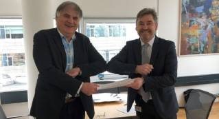 V.Group and Team Tankers International Ltd. announce joint venture