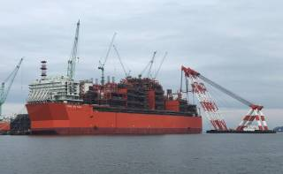 WATCH: Eni announces the last topside module lifting for the Coral-Sul FLNG