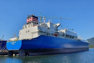NYK Delivers New LNG Carrier LNG Endeavour to TotalEnergies