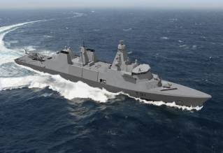 Rolls-Royce seals major contract covering complete MTU propulsion systems for Royal Navy Type 31 frigates