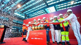 Wison Offshore & Marine announced the formal commencement of Arctic LNG2 project in Zhoushan Yard