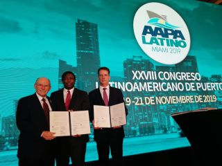 Port Everglades and Port of Barranquilla, Colombia Sign MOU