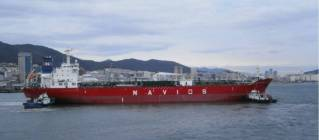 Navios Maritime Acquisition Corporation Announces Delivery of One VLCC