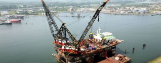 Heerema's crane vessels to switch from diesel generators to wind energy
