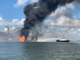 Orion Group Holdings, Inc. Makes Statement on Dredge Accident