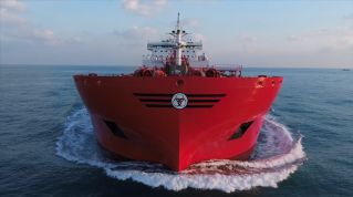Bow Olympus enters the Odfjell fleet