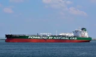 Two Sovcomflot LNG-fuelled Aframax tankers time-chartered to the Sakhalin-2 project for 10 years