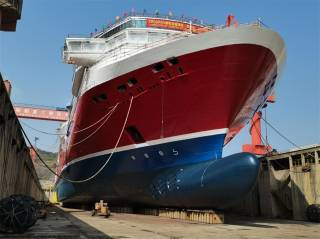 Climate-smart Viking Glory to launch tomorrow