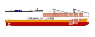 The Grimaldi Group orders six RoRo multipurpose vessels
