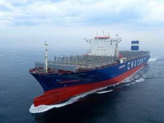 HHI Group Completes World's First LNG-fueled VLCS