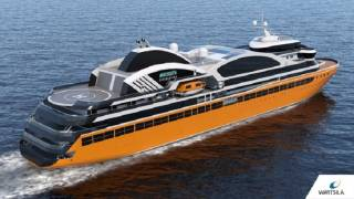 Wärtsilä to develop luxury cruise vessel design for polar and tropical cruise expeditions