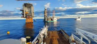 Island Contender - in operation for Lundin Energy