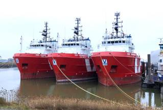 Three VROON platform-supply vessels to be recycled
