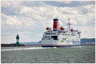 Trelleborg-Sassnitz: Stena Line completes plans for route closure