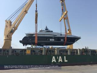AAL Dubai marks five-year anniversary with long term commitment to monthly MPP sailings through Middle East