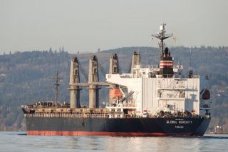 Port of Stockton Reports First Wood Pellet Shipment
