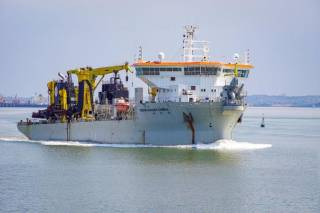 First milestone reached for Jan De Nul in Guayaquil