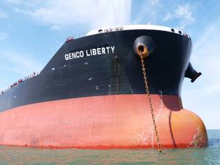 Genco Shipping & Trading Leads the First Full Crew Change Under New COVID-19 Protocols in Singapore