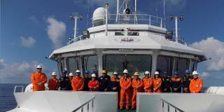 Fugro and DIMAR continue collaborative seep studies in the Caribbean Sea