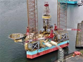 Maersk Drilling divesting jack-ups Maersk Guardian and Mærsk Gallant