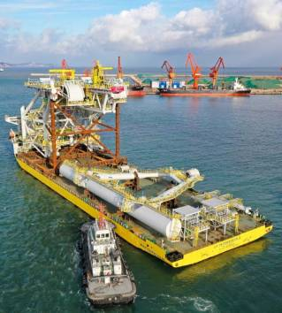 SOFEC Delivers Upper Tower and Mooring Support & Yoke Structures for MODEC's FPSO MIAMTE MV34 (Eni Mexico) Project