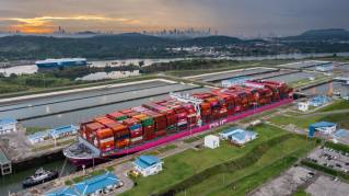 Panama Canal Extends Maximum Length Overall and Increases Draft for Neopanamax Locks