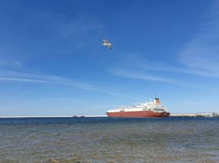 Poland receives another LNG shipment