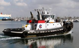 Crowley Begins Use of Biofuel to Power Tug Veteran for Sustainability