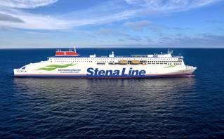 Construction of Stena two new larger E-Flexer ferries begun in Weihai, China