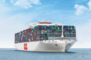OOCL Orders Five 23000 TEU Container Vessels