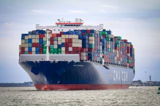 SC Ports welcomes biggest ship to ever visit the East Coast