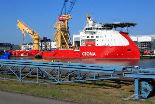 GC Rieber Shipping: DeepOcean extends the charter for Polar Onyx