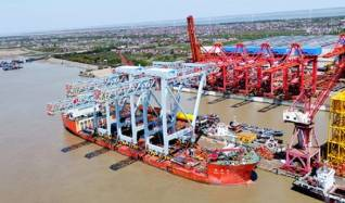 Port of Boston to be Big Ship Ready this Fall