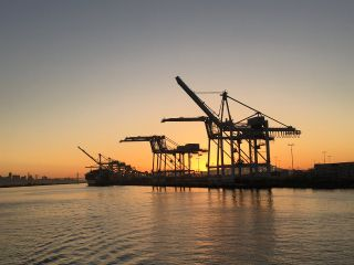 Port of Oakland loaded container volume up 3.1 percent YTD