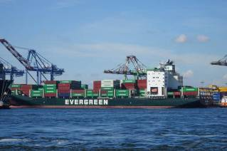 Evergreen Marine joins the Ship Recycling Transparency Initiative