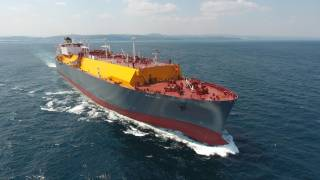 TMS Cardiff Gas takes delivery of another LNG carrier