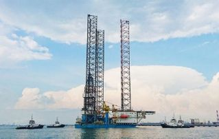 Japan Drilling Company announces a contract extension for Hakuryu-14 rig