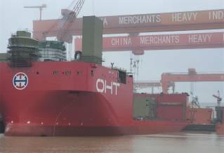 OHT's new build vessel Alfa Lift