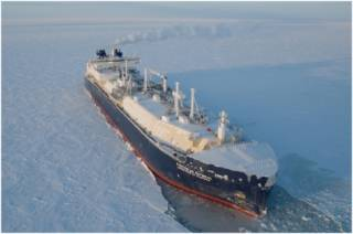 China Catching Up with South Korea in Russia's LNG Carrier Construction Project