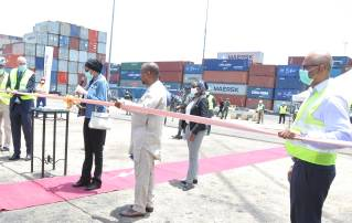 APM Terminals Apapa commences $80m upgrade with commissioning of new cranes