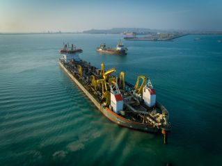 Boskalis acquires EUR 325 million land reclamation project in Manila Bay, Philippines