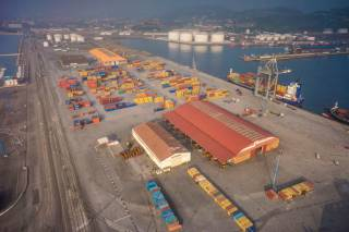 Containerships and APM Terminals Gijon form an eco-friendly logistic chain connecting major Spanish cities to the UK and Ireland