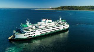 ABB partners with Vigor to pave the way for Washington State Ferries' shift towards zero-emission fleet
