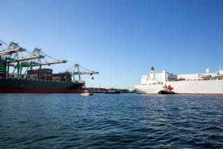 First Quarter Volumes Drop 18.5% At Port Of Los Angeles
