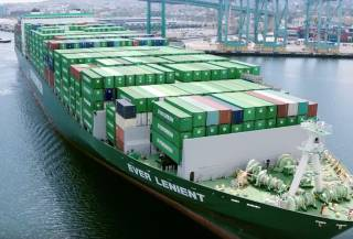 Evergreen takes delivery of two more 12,000 TEU ships