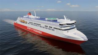 Wärtsilä's multi-fuel engine technology the choice for two new Australian RoPax ferries